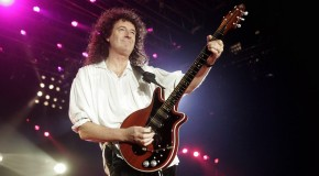 Brian May (Queen) con Kerry Ellis: ecco il nuovo video