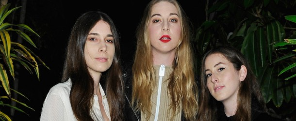 "Tornano le Haim: ascolta ""Want You Back"""