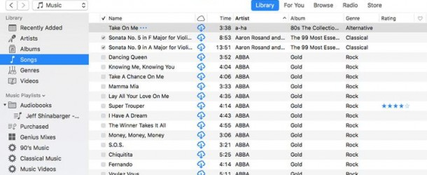 La fine di un'era: iTunes chiude la sezione download?