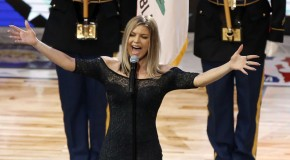 Fergie chiede scusa dopo la performance all'All Star Game