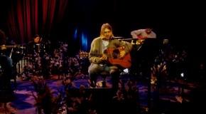 La favola triste di Kurt Cobain e della sua chitarra