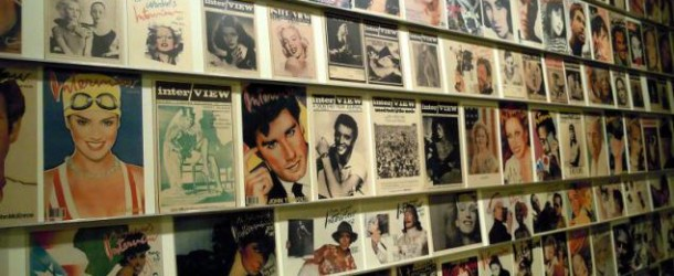 L'intervista è finita: chiude la rivista di Andy Warhol