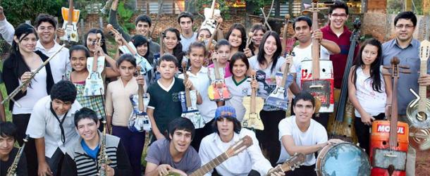 Orquesta Reciclada: dalla più grande discarica del Paraguay ai palcoscenici di tutto il mondo
