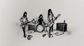 Social Radar: le icone del punk in versione animata