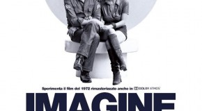 "Tornano John e Yoko al cinema con ""Imagine"""