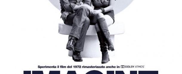 "Tornano John e Yoko al cinema con ""Imagine"""