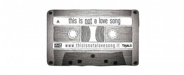 Social radar: This Is Not A Love Song, quando musica e fumetto si incontrano