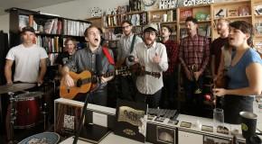 """Social radar: """"Tiny Desk Concert"""", piccoli live per un grande programma"""