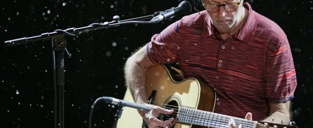 Happy Xmas: il Natale blues di Eric Clapton