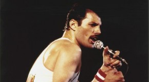 "Freddie Mercury: il video dell'inedita ""Time Waits For No One"""