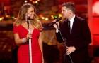 Natale con Mariah e Michael Bublé
