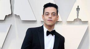 Rami Malek e Lady Gaga da Oscar