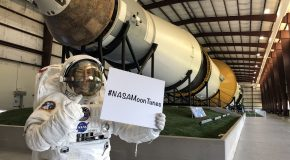 Aiuta la NASA a creare la playlist lunare