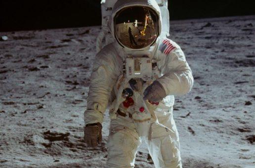Una playlist spaziale per l'Apollo 11