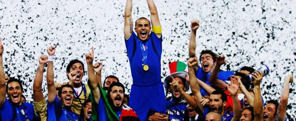 2006: l'Italia vince i Mondiali e il Liga il Festivalbar