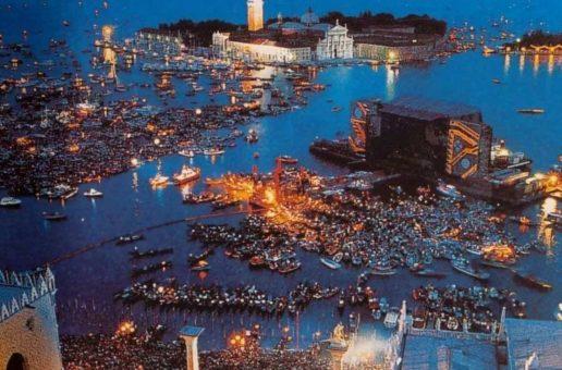 Pink Floyd: quel live a Venezia di 30 anni fa