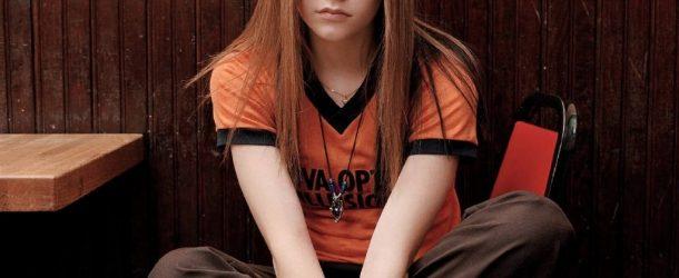 Avril Lavigne: l'esordio sul palco del Festivalbar