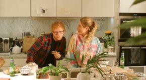 """Ed Sheeran e la moglie insieme nel video di """"Put It All On Me"""""""