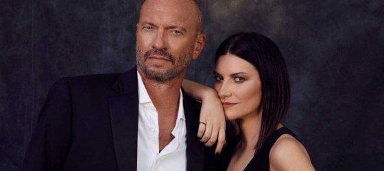 Laura Pausini e Biagio Antonacci live… sui social