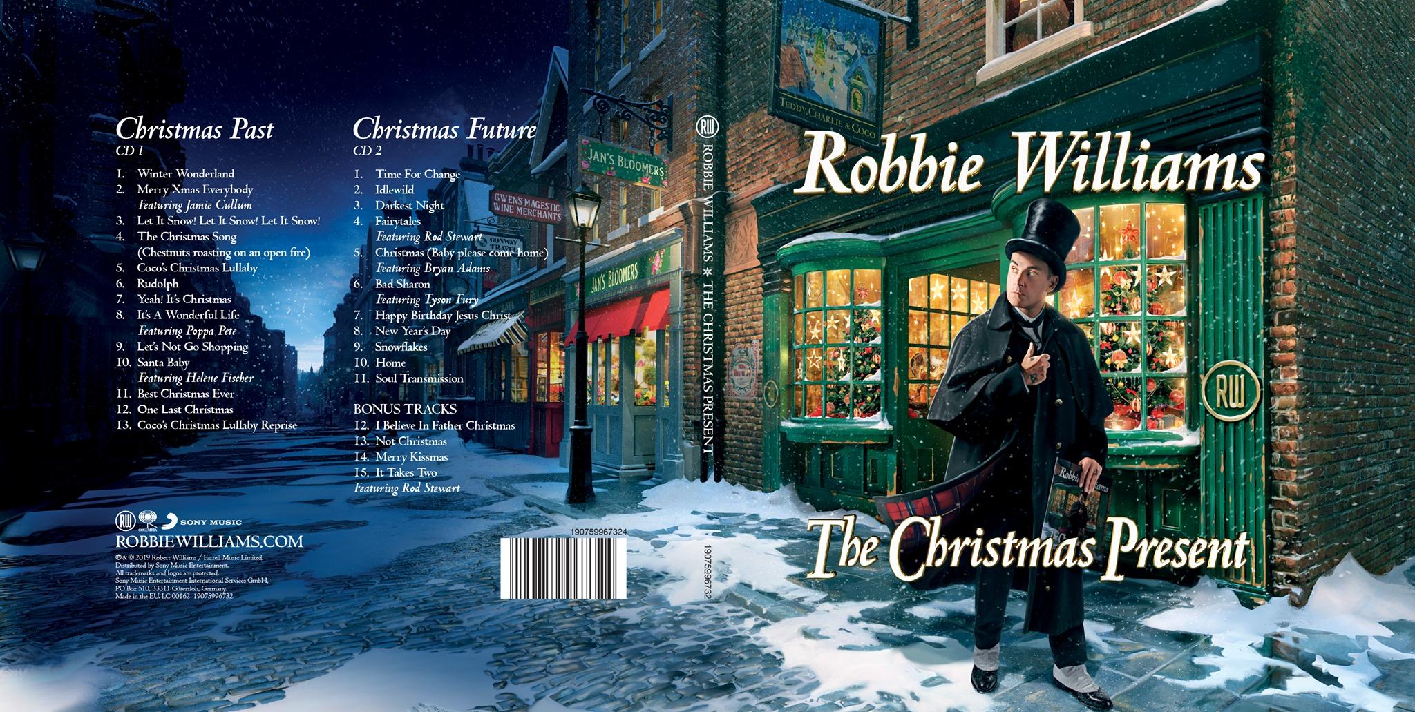 Festivalbar – Robbie Williams: un regalo di Natale speciale