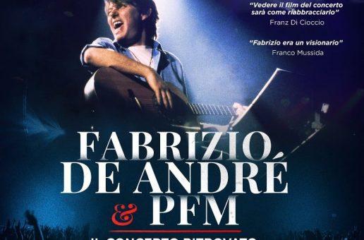 De André e la PFM: il concerto ritrovato