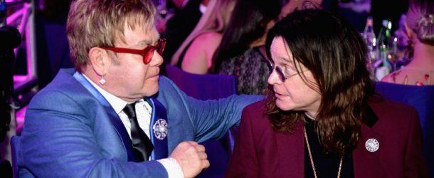 Elton e Ozzy: attenti a quei due
