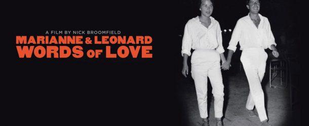 Le parole d'amore di Leonard Cohen e Marianne