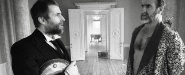 Liam Gallagher alla corte di Cantona