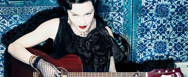 Madonna riparte da Lisbona