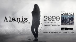 Alanis Morissette in autunno in Italia