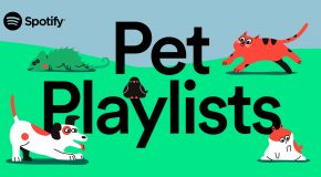 Pet Playlist: vita da animali… con Spotify