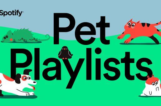 Pet Playlist: vita da animali… con Spotify