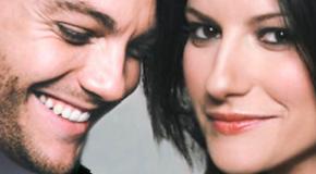 Laura Pausini e Tiziano Ferro live su Instagram