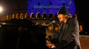 #OnePeopleOnePlanet: Zucchero e Bono insieme per il pianeta