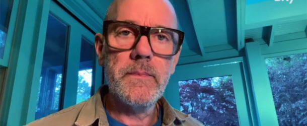 Michael Stipe: non c'è tempo migliore di adesso per amare
