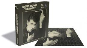 Da Bowie ai Nirvana, le copertine diventano puzzle