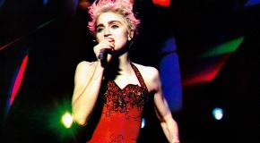 "Madonna: ""Ciao Italia, ciao Torino!"""