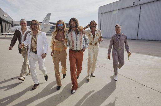 Bee Gees & Foo Fighters? Dee Gees!